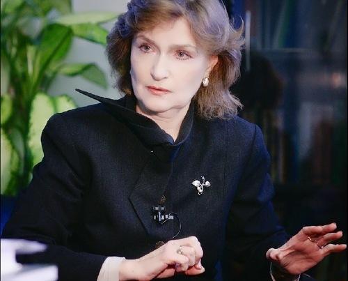 Narochnitskaya Natalia politician