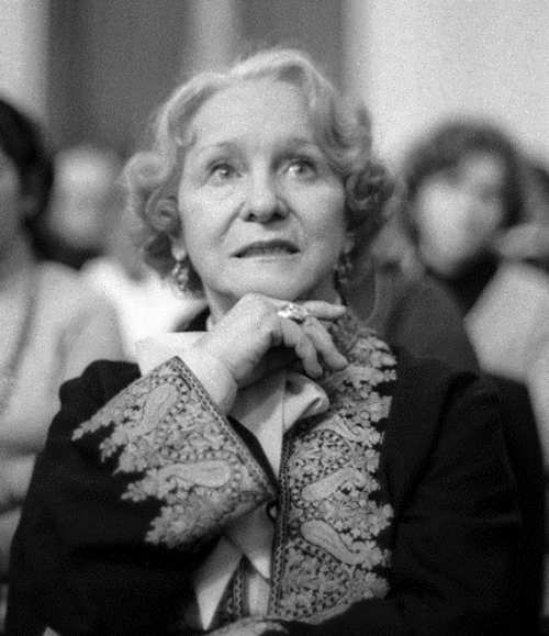 Lepeshinskaya Olga bellerina