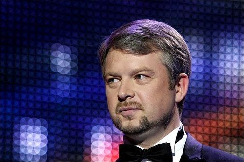 Pelsh Valdis TV presenter