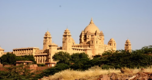 Fortress Mehrangar