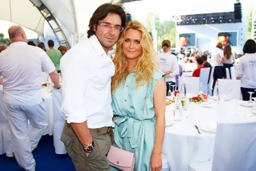 Malakhov and Natalia Shkuleva