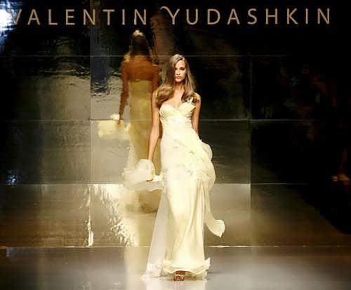 Yudashkin Valentin designer