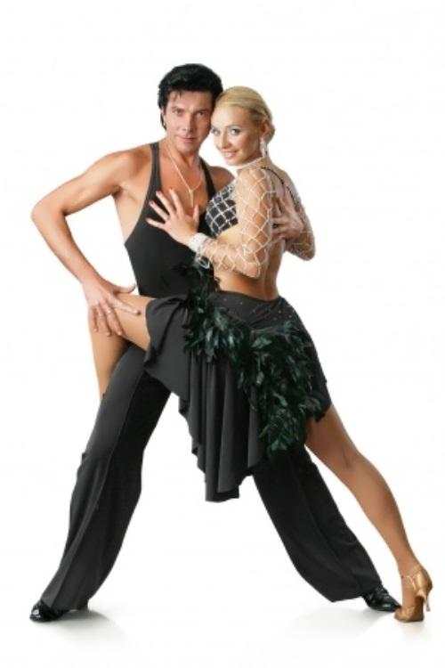 Alexander Litvinenko, professional dancer
