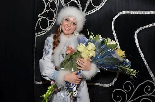 Komorina Anastasia Snegurochka