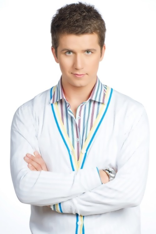 Denis Kosyakov, actor and stand-up comic