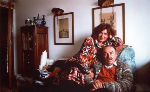 Eleonora Guerra and Italian genius
