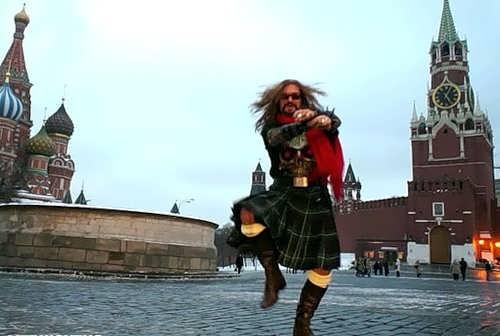 Nikita Dzhigurda performed Gangnam Style