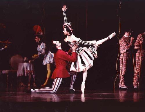 Ananiashvili Nina ballet dancer