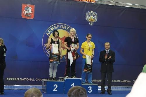 Gavrilova Olga sportswoman