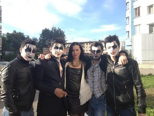 Happy Halloween from Russian makeup artist O. Pristash