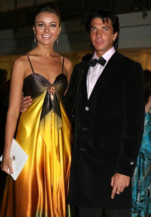 Oxana and Alexander Litvinenko