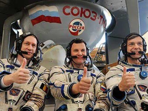 Romanenko Roman cosmonaut