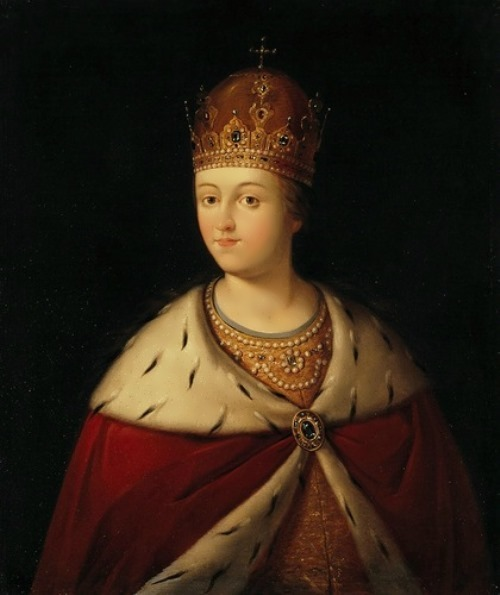Sofia Alexeevna, ruler of Russia
