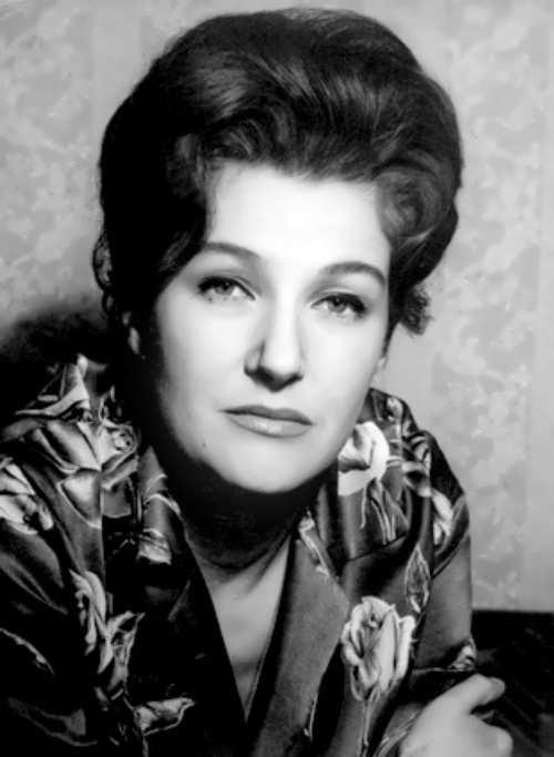 Svetlana Druzhinina, Soviet - Russian actress