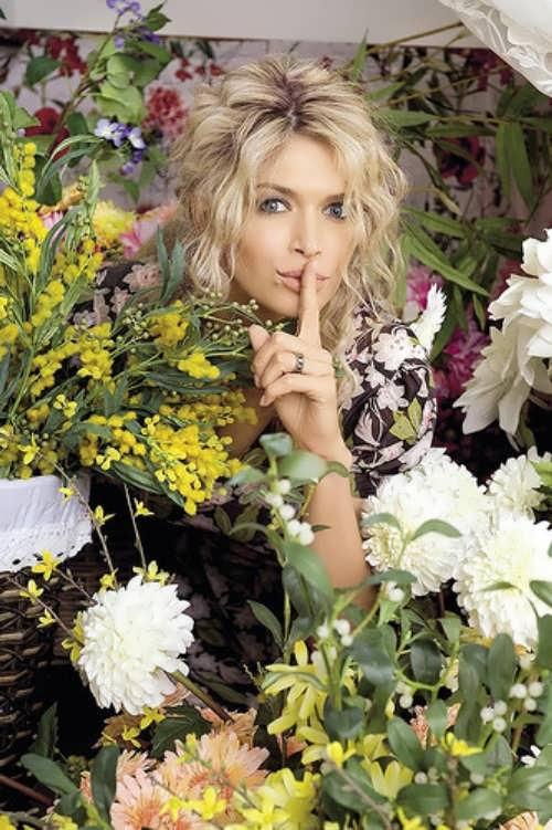 Brezhneva Vera singer and actress