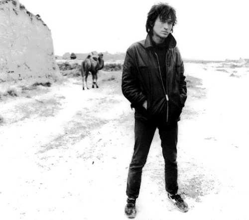 Tsoi Victor rock musician