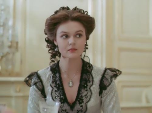 Menshova Yulia actress