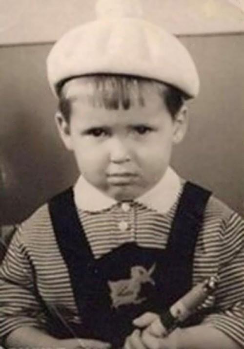 dzhigurda childhood