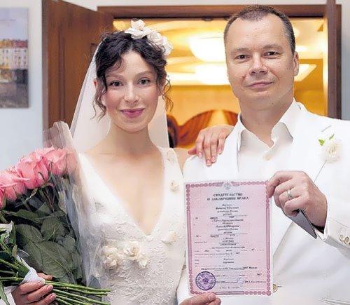 polyakova husband