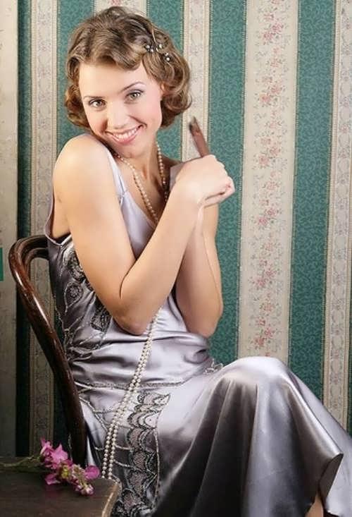 Alferova Ksenia actress