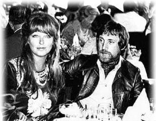 Marina Vlady and Vladimir
