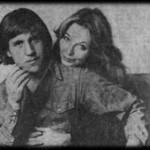 Beautiful Marina Vlady and Vladimir