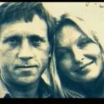 Pretty couple - Marina Vlady and Vladimir