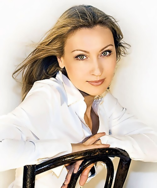 Svetlana Galka - parody actress