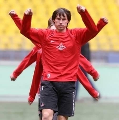 Titov Yegor football player