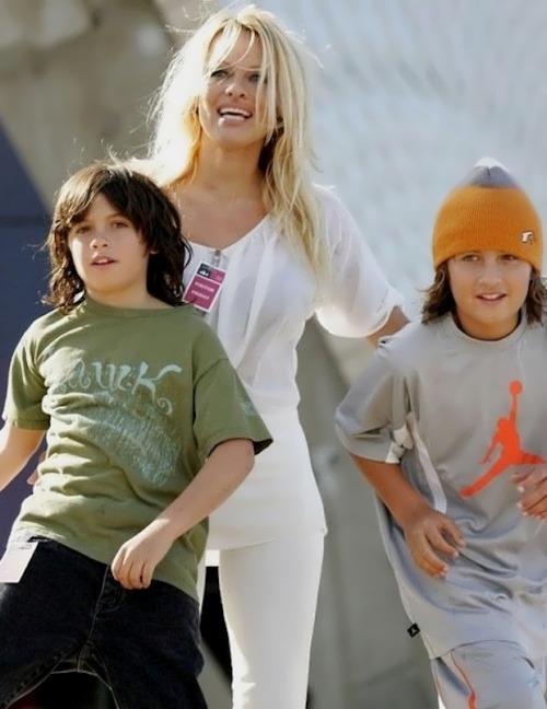 anderson children