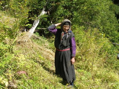 agafia lykova who lives alone in taiga russian