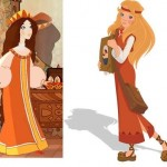 Characters voiced by Ekaterina Gorokhovskaya