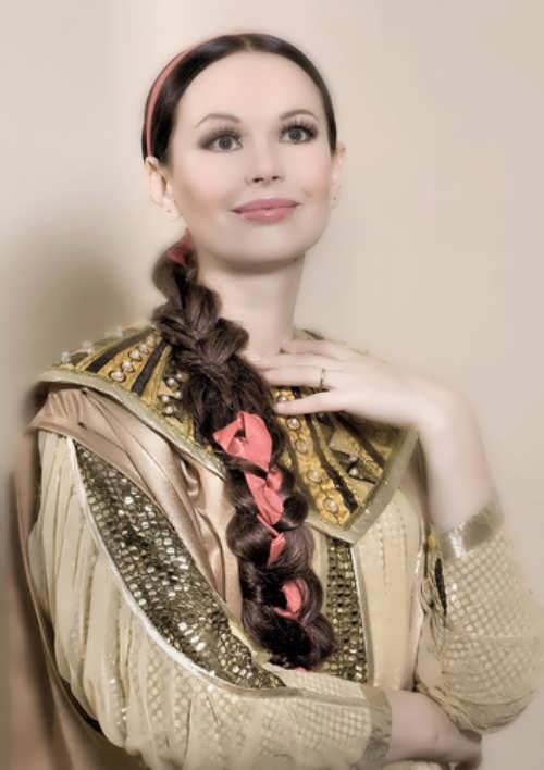 Bezrukova Irina actress