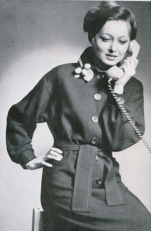 Tatiana – Soviet fashion model