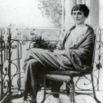 A. Akhmatova, great Russian poet