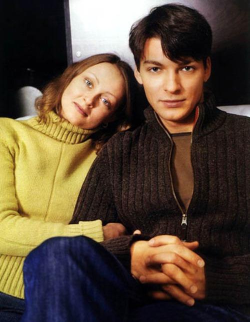 Daniil Strakhov and Maria Leonova