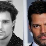 Danila Kozlovsky and Ricky Martin.