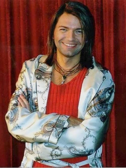 Malikov Dmitry singer