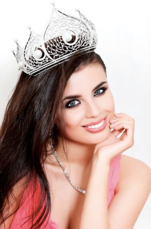 E. Abdrazakova most beautiful Russian girl 2013