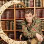 Handsome Russian singer-songwriter Grigory Leps