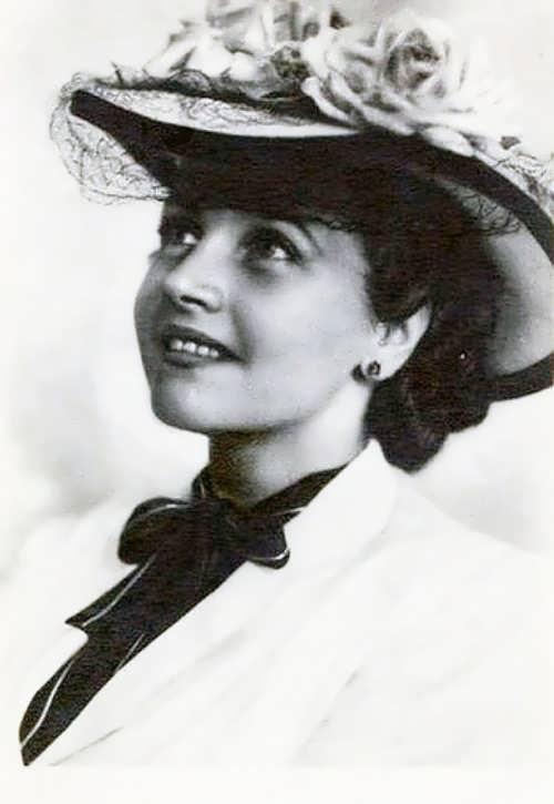 Makarova Tamara actress