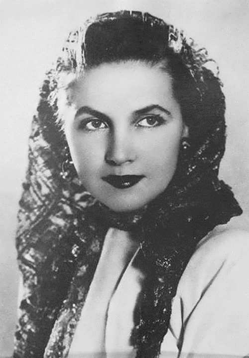 Tamara Makarova, Soviet Russian actress
