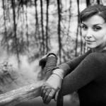 Astonishing Russian actress Yulia Agafonova