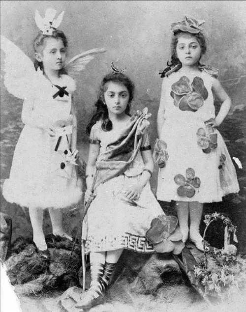 eristavi sisters