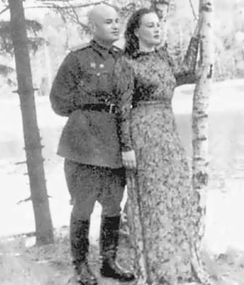 okunevskaya Gorbatov