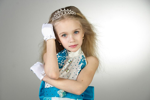 D. Bondarenko, Mini Miss Russia – 2013