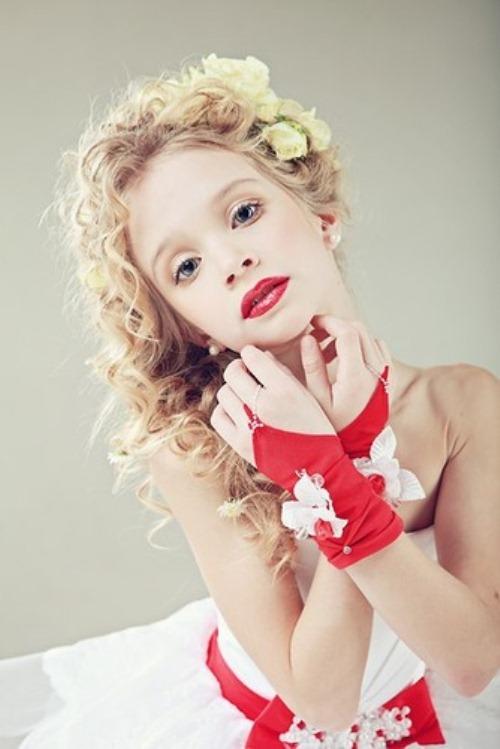 Diana Bondarenko, Mini Miss Russia