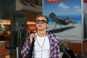 Bulatkin handsome Russian singer KReeD