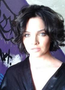 Cute Russian actress Natalia Zemtsova