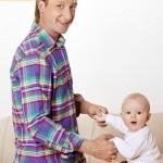 Plushenko and his son